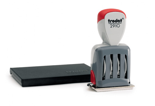 Trodat-Cassic-Rubber-Die-Plate-Date-Stamp-2910-with-9052-Ink-Pad-Group-Image-By-www.StampLab.com_.au_-510×351