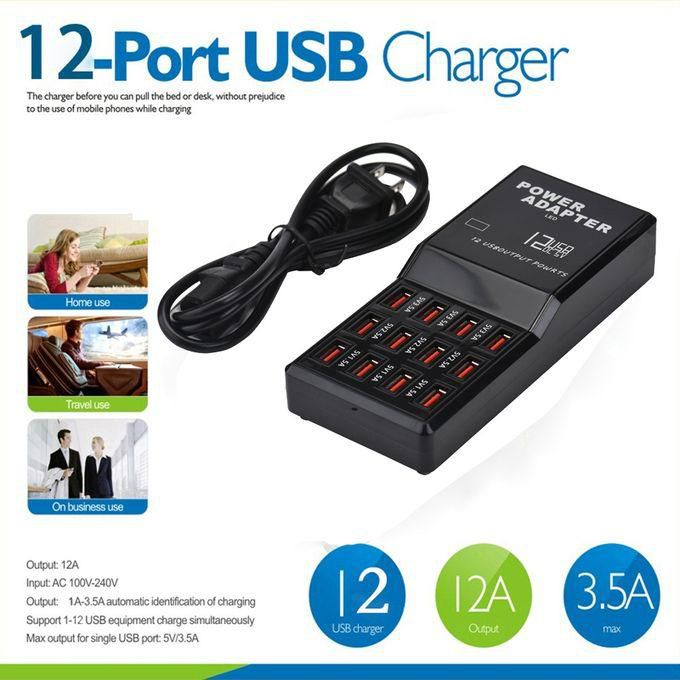 120port usb charger